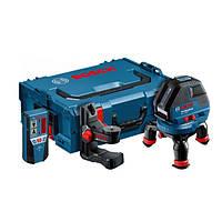 Bosch Нівелір лазерний GLL 3-50 + BM1 + LR2 L-Boxx Код:098682   Артикул:0601063803