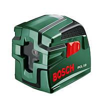 Bosch Нівелір лазерний PCL 10 Код:094463   Артикул:0603008120