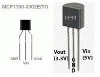 Микросхема MCP1700-3302E