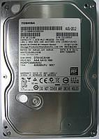 HDD 1TB 7200 SATA3 3.5 Toshiba DT01ACA100 Y21285UF