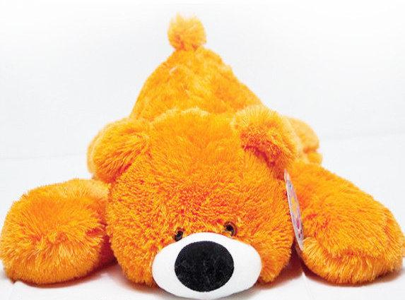 Мягкая игрушка - лежачий медведь Умка