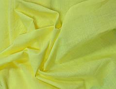 Батист, желтый