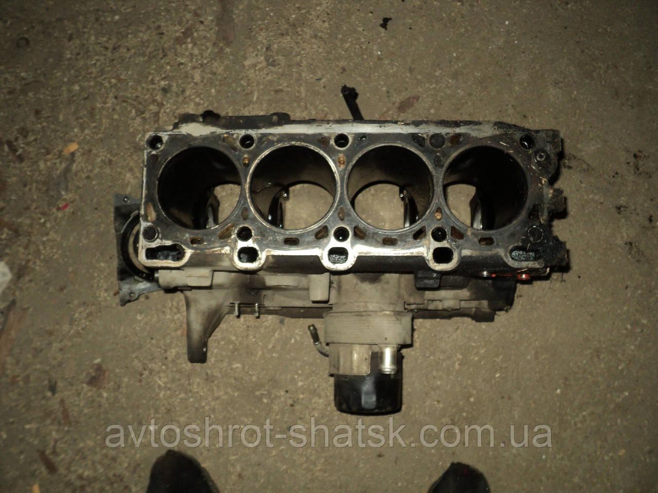 Блок двигателя 2.0td 110 лс
