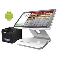 """POS-комплект FRESCO 15,6"""" для кафе, ресторана (Android)"""