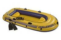Надувная лодка Intex Challenger 68367