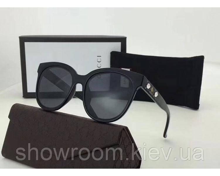 Женские солнцезащитные очки в стиле GUCCI (1248)