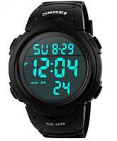 Электронные спортивные мужские часы Skmei Sport Style