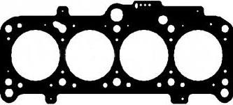 Прокладка головки блока Volkswagen Caddy 1,9TDI 1Z/AFN 3 отв. Elring