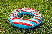 Круг надувной 60см, детский круг для плаванья.  Европейское качество