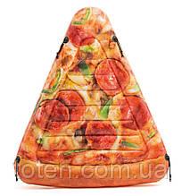 """Надувний матрац плотик """"Піца"""" 58752 EU Intex"""