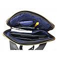 Кожаная мужская сумка через плечо Vatto, фото 7