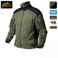 HELIKON-TEX LIBERTY DOUBLE FLEECE OLIVE H2127-16, фото 1