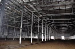 Ангары зернохранилища