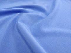 Вискоза софт однотонная, небесно-голубой