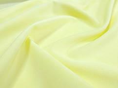 Вискоза софт однотонная, лимонный