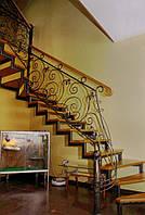 Лестницы, перильные и балконные ограждения, перилы,  Хмельницкий