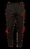 Зауженные спортивные штаны Arsenal Titar черно/красный, фото 2