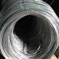 Проволока стальная оцинкованная термически необработанная Ф 1,8