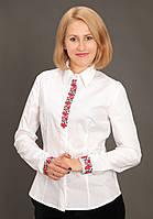 Женская вышитая блузка, классика