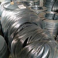 Дріт сталевий оцинкований термічно оброблена Ф 1,6