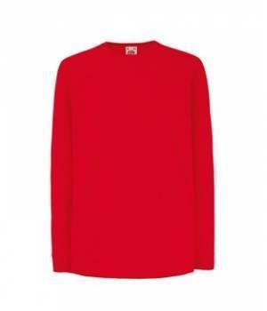 Детские футболки с длинными рукавами 007-40-k677 fruit of the loom