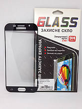 Защитное стекло Samsung A5 A520 Black
