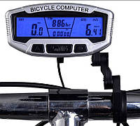 Велокомпьютер SunDing SD-558A