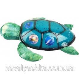 Ночник - проектор музыкальный Черепаха, YJ3, 006155