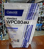 Протеин OstroVit WPC80. Standart EU, 900 g , фото 1