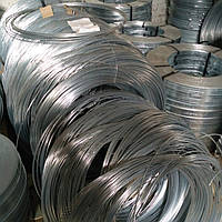 Проволока стальная оцинкованная термически обработанная Ф 1, фото 1