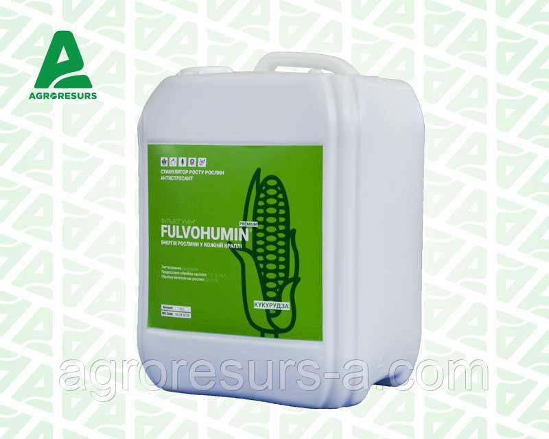 Фульвогумин Премиум Кукуруза, стимулятор роста, антистрессант