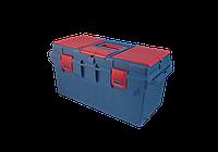 Ящик переносной пластиковый (560*278*270 мм) KING TONY 87404 (Тайвань)