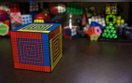 Кубики рубіка 4х4 -- 9х9