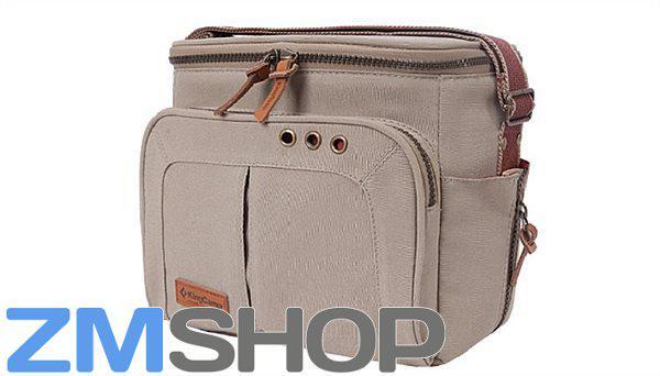 e18aa0cc244f Сумка-холодильник KingCamp COOLER BAG 5L (KG3795) Brown: продажа ...