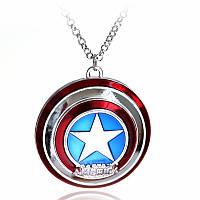 Кулон GeekLand Щит Капитана Америки Shield Captain America 10.53.s