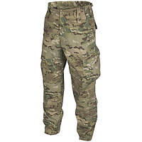 HELIKON-TEX БРЮКИ ТАКТИЧЕСКИЕ CPU POLYCOTTON RIPSTOP MULTICAM H4163-14