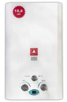 Газовая колонка Атем ВПГ-16 дисплей