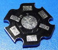Печатна плата алюмінієва AL_STAR світлодіод P-emitter  3346