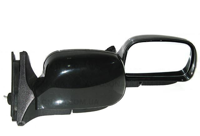 Зеркало боковое ЗБ 3107/LADA 04,05,07/BLACK черное