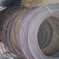 Проволока стальная термически необработанная Ф 5