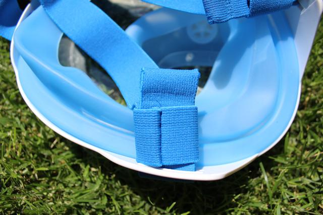 Крепежный корсет в маске для плаванья EasyBreath