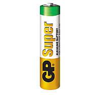 Батарейки AAА GP Super Alkaline 24A R03 ( пальчиковые батарейки )