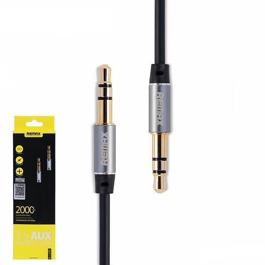 Аудио кабель Remax AUX RL-L200 2m