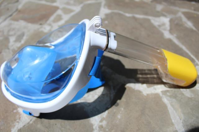Дизайн инновационной маски для снорклинга EasyBreath