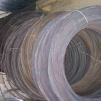 Проволока стальная термически обработанная Ф 3