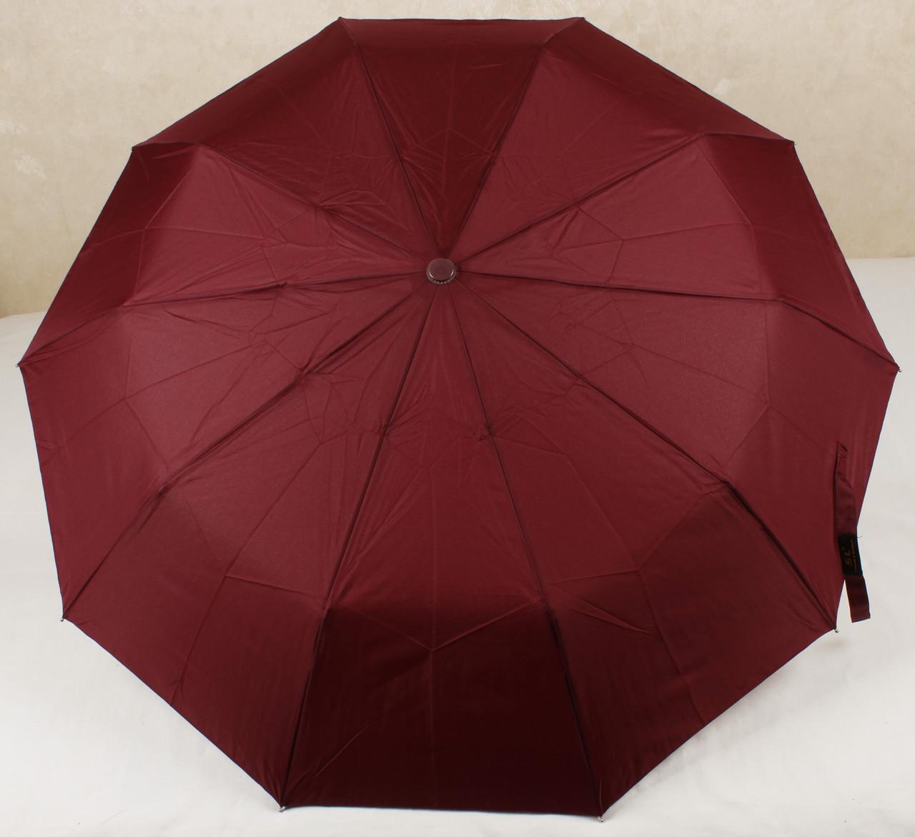 Зонт женский полуавтомат однотонный S.L.