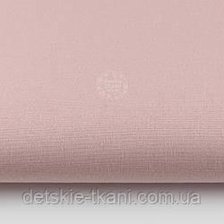 Однотонная бязь грязно-розового цвета, №1350а