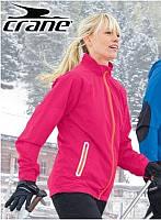 Ветровка, куртка спорт женская Crane sports