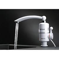 Проточный электро нагреватель воды Instant Heating Faucet Delimano