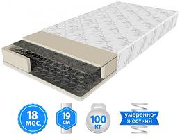 Матрас пенополиуретановый на блоке Bonnel ЕММ Шанс-1 70x190 см